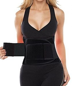 SEXYWG Women's Waist Cincher Trainer Body Girdle Corset Gym Workout Sport Shaper