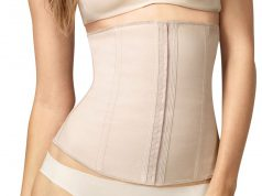 "Squeem ""Perfect Waist"" Firm Compression Waist Cincher Shapewear"